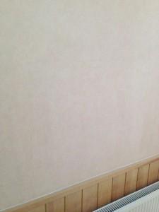 札幌市西区壁穴完成