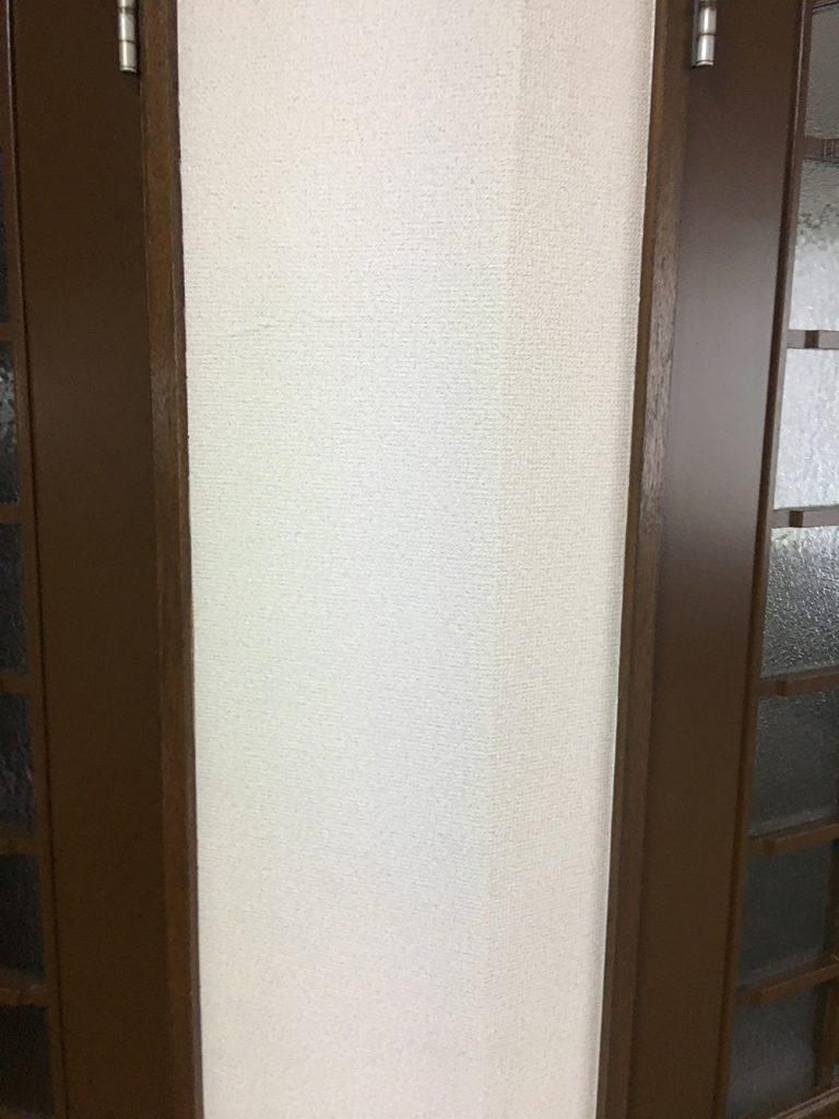 札幌市豊平区 壁穴補修工事