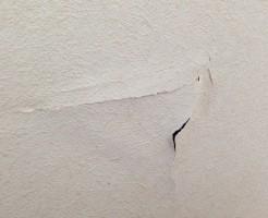 北区壁穴補修