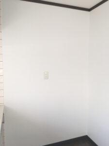 キッチン壁紙張替