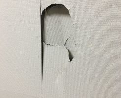 賃貸壁穴補修 札幌