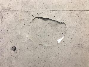 清田区 壁穴工事